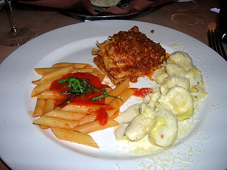 Trittico di Pasta. Copyright© Scott Thomas Photography 2006