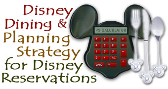 Disney Dining PS Message Forum