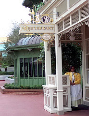 Plaza Restaurant. Copyright© 2006 Suite Disney. All Rights Reserved.