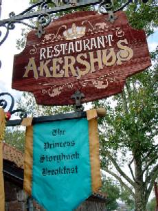 Home of the Princess Storybook Breakfast