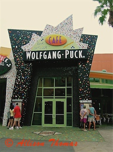Wolfgang Puck Cafe in Downtown Disney's Westside, Walt Disney World, Orlando, Florida